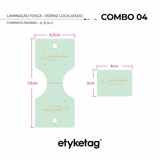 Imagem de COMBO 04 ( 2 mod. )