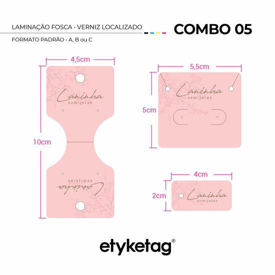 Imagem de COMBO 05 ( 3 mod. )